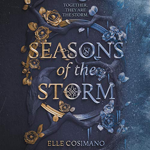 Seasons of the Storm Audiobook By Elle Cosimano cover art