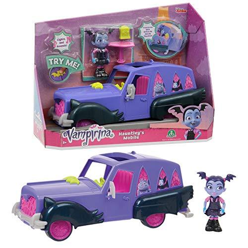 Giochi Preziosi Vampirina VAM00 Accesorio para muñecas Coche de muñeca - Accesorios para muñecas (Coche de muñeca, 3 año(s), Multicolor, Child, Chica, AAA)