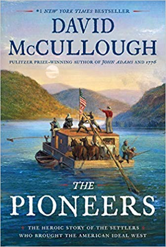 The Pioneers: The Heroic Story of The Settlers Who Brought The American Ideal West [by David McCullough]-[Hardcover],Best Sold Book in-U.S. Revolution & Founding History