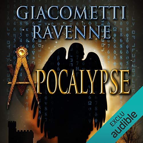 Apocalypse audiobook cover art