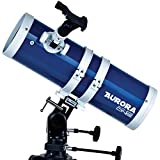 ExploreOne Telescope, 114mm Apeture Astronomy Reflector Telescope...