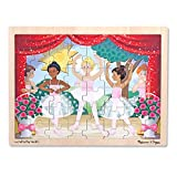 Melissa & Doug Ballet Performance Wooden Jigsaw Puzzle (48pc)