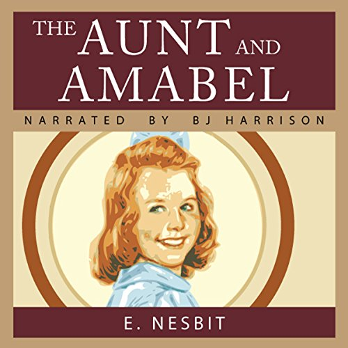 The Aunt and Amabel audiobook cover art