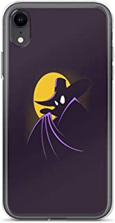 iPhone XR Case Clear Anti-Scratch The Terror That Flaps in The Night, Darkwing Cover Phone Cases for iPhone XR, Crystal Clear
