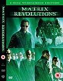 The Matrix Revolutions [Reino Unido] [DVD]