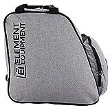 Element Equipment Boot Bag Snowboard Ski Boot Bag Pack Heather Grey/Black