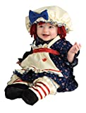 Yarn Babies Ragamuffin Dolly Infant Costume