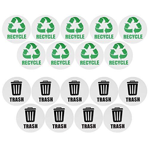 ikea återvinning etiketter
