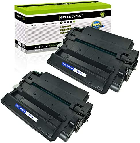 GREENCYCLE Compatible Toner Cartridge Replacement for HP 11X Q6511X Use for Laserjet 2430 2420 product image