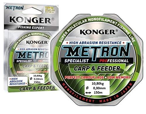 Konger Metron Specialist Pro Carp & Feeder Bobine de...
