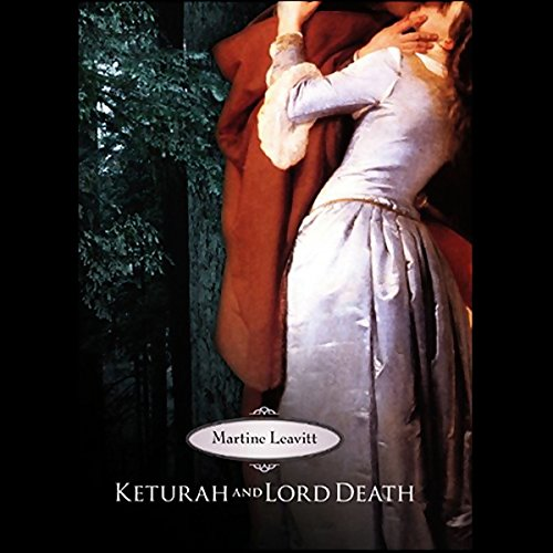 Keturah and Lord Death audiobook cover art