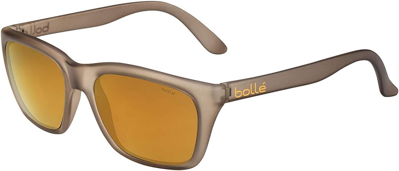 Bollé 527 Sunglasses Matte Grey Cristal Medium Unisex