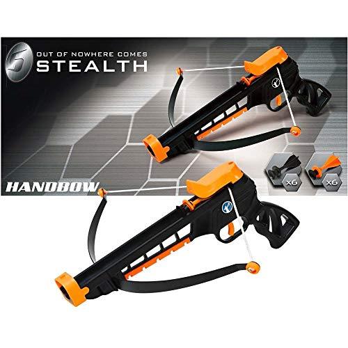 BestSaller PETRON STEALTH SPORT-Handarmbrust + 12 Darts, AB 14 JAHRE!