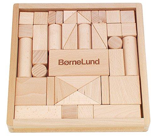ボーネルンドオリジナル (BorneLund Original) オリジナル積み木 S 【積み木のほん付】 1歳頃 BZID003