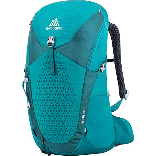 Gregory Mountain Products Jade 28 Liter Women's Hiking Daypack, Mayan Teal, X-Small/Small