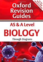 As & a Level Biology Through Diagrams. W.R. Pickering (Oxford Revision Guides)