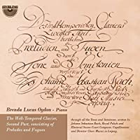 The Well-Tempered Clavier, Second Part, consisting of Preludes and Fugues