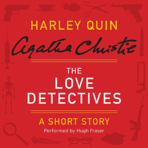 The Love Detectives cover art
