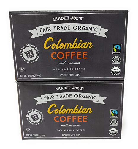 Trader Joe's Organic Colombian Coffee
