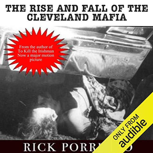 The Rise and Fall of the Cleveland Mafia  By  cover art