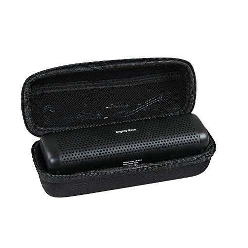 Hermitshell Difficile Eva Custodia da Viaggio per Mighty Rock 6110 Altoparlanti Bluetooth Altoparlante Portatile Wireless