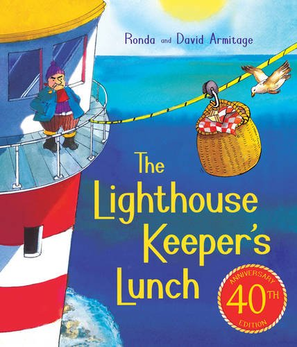 LIGHTOUSE KEEPERIS LUNCH,THE (The Lighthouse Keeper)