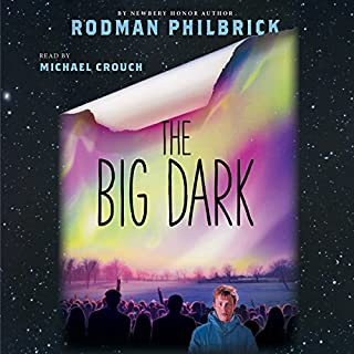 The Big Dark audiobook cover art