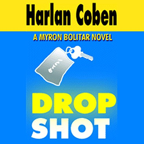 Drop Shot audiobook cover art
