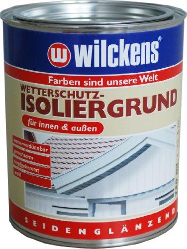 Wilckens Wetterschutz Isoliergrund, weiß, 2,5 Liter 11291000080