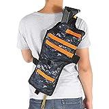 Target Pouch Bag for Nerf,Gun Holster Belt kids Kids Gun Holster Toy Holster Target Pouch Storage Bag Adjustable Holster Shoulder Bag for Tactical Toy Gun