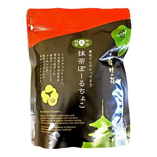 【高級宇治抹茶使用】抹茶ぼーるちょこ 60g 巣鴨のお茶屋さん 山年園