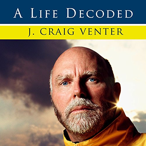 A Life Decoded audiobook cover art