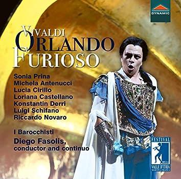 Vivaldi: Orlando furioso, RV Anh. 84