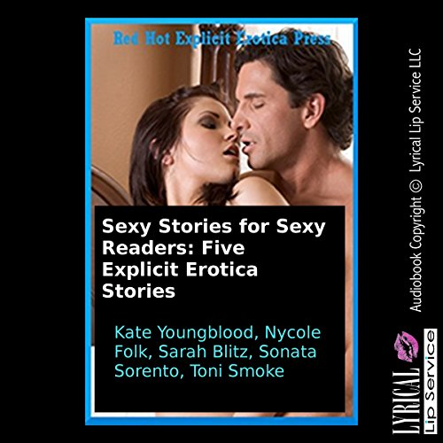 Sexy Stories for Sexy Readers Titelbild