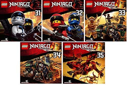 Ninjago - Hörspiel, Vols. 31-35