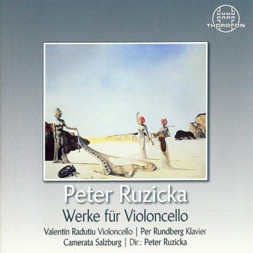 Camerata Salzburg, Peter Ruzicka, Valentin Radutiu & Per Rundberg