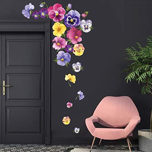 Paredes Decorativas Flores Marca ufengke