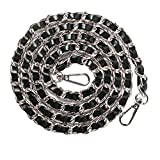 Craxoo Purse Strap | Faux Leather in Chain Replacement...