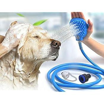 Guante multifuncional para mascotas SUNPIN, baño para mascotas, baño para perros y gatos, accesorios para la bañera, cepillo de limpieza y masaje multifunción para mascotas