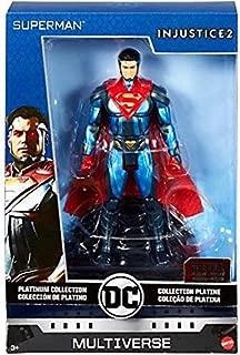 DC Multiverse Collection Platinum. Superman Injustice 2