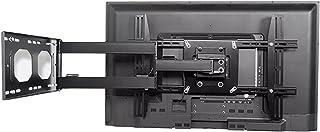 Wall Mount For TV الحركة الكاملة تلفزيون ال سي دي جدار جبل قوس قطب سوينغ الأسلحة تلفزيون رف VESA 70. 0x400mm حجم كبير تلفز...