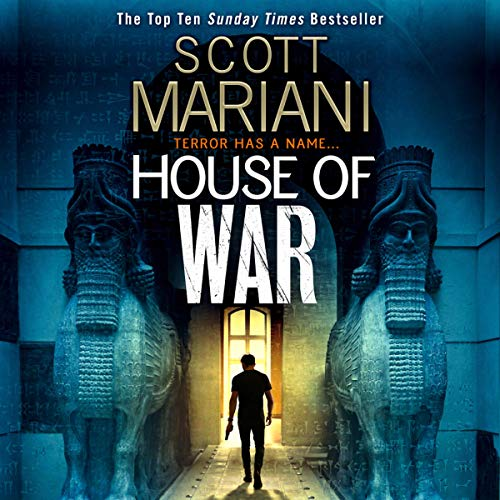 House of War cover art