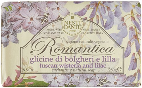 Nesti Dante Seife ROMANTICA Wisteria & Lilac (1 x 250 g)