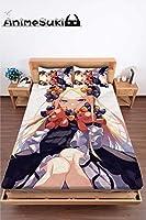 AnimeSuki Fate/Grand Order FGO アビゲイル・ウィリアムズ 抱き枕 両面印刷 アニメ グッズ アニメカバー 枕カバー 2WAY 寝具(40CM * 60CM)