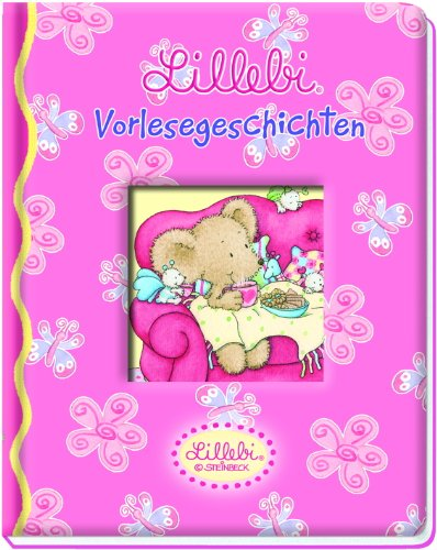 Lillebi - Vorlesegeschichten, Pappbilderbuch im wattierten Umschlag mit Fenster