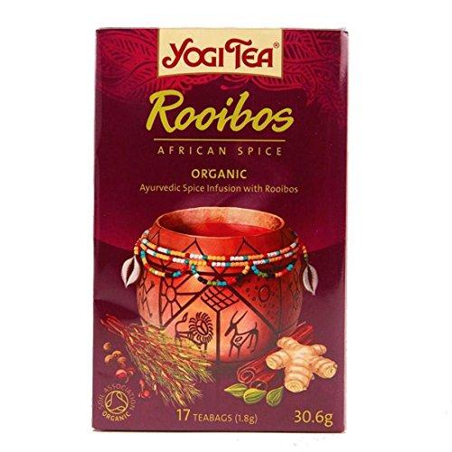 Yogi Tea | Rooibos - og | 2 x 6 x 17 bags