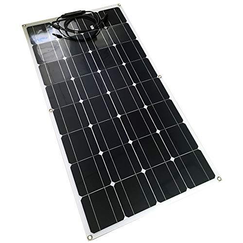 monocrystalline BACK-cellules de contact Panneau Solaire Sun Pic SPR 35 W 12 V