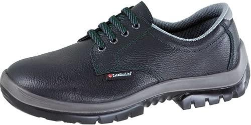 CanadianLine Class schwarz, Arbeitsschuh EN ISO 20345 2011 S3, 36