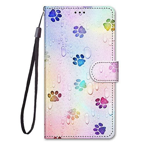 Capa carteira para Xperia XA1 Plus flip de couro PU com fecho magnético à prova de choque para Sony Xperia XA1 Plus SM-G960-A13