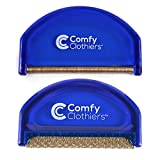 Comfy Clothiers Sweater Shaver & Cashmere Comb Combo Pack – Fabric Shaver Removes